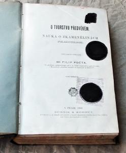 staré knihy přírodozpyt zoologie
