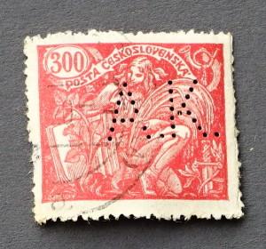 staré známky celiny