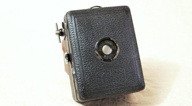 starozitny fotoaparat Zeiss Ikon Box Tengor