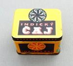 starožitné plechové krabičky