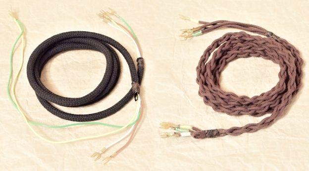 textilni snury pro starozitne telefony