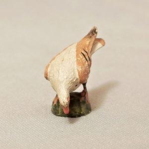 starozitna hracka holoubek figurka
