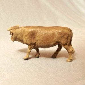 starozitna hracka kravicka figurka