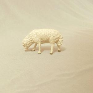 starozitna hracka ovecka figurka