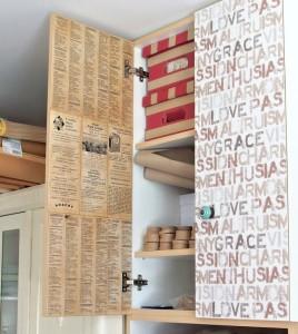 jak využít staré noviny a èasopisy