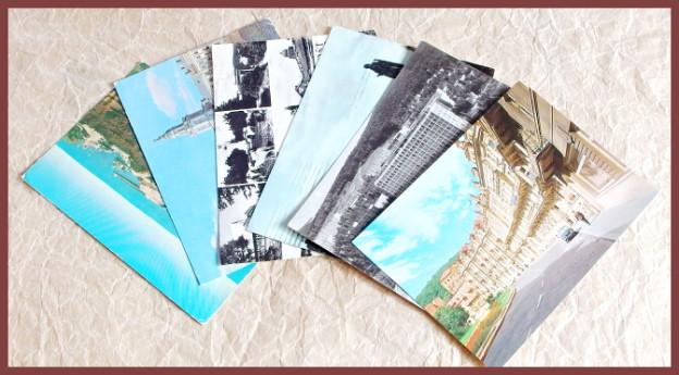staré pohlednice místopis prodám