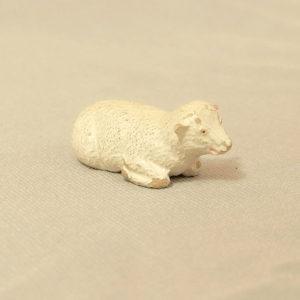 starozitna hracka jehnatko figurka