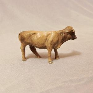 starozitna hracka telatko figurka