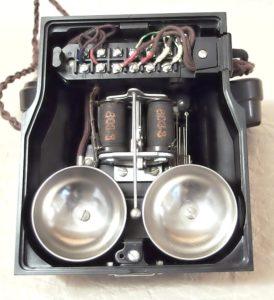 starozitny telefon Prchal Kolin civky