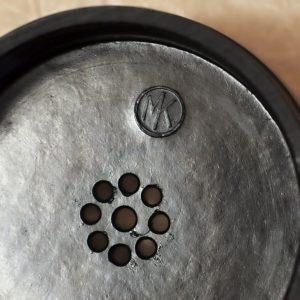 bakelitovy telefon Mikrofona logo na mikrofonu