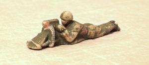 pryzovy vojacek Bata starozitna hracka